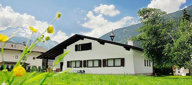 Ahorn Chalet Mayrhofen